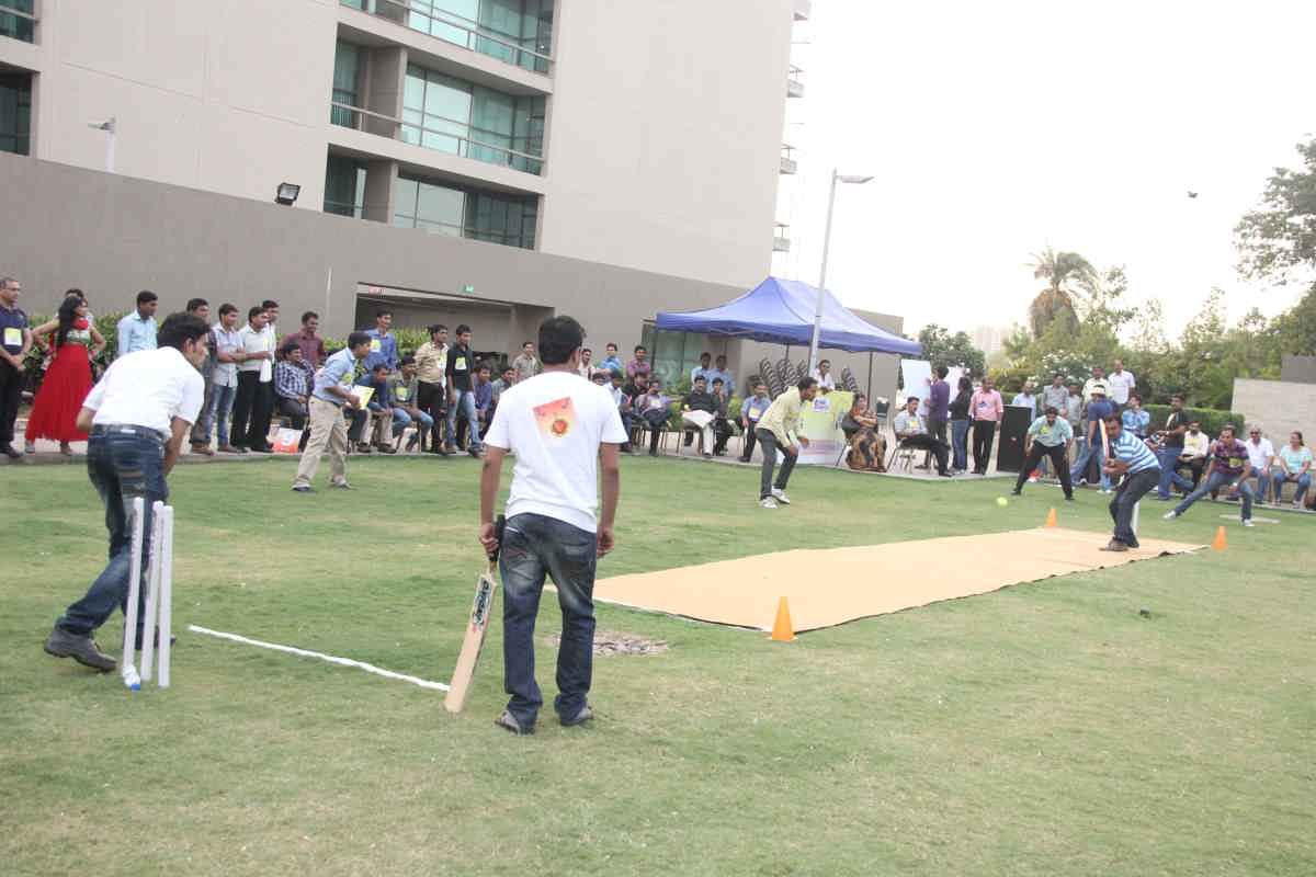 corporate events games
