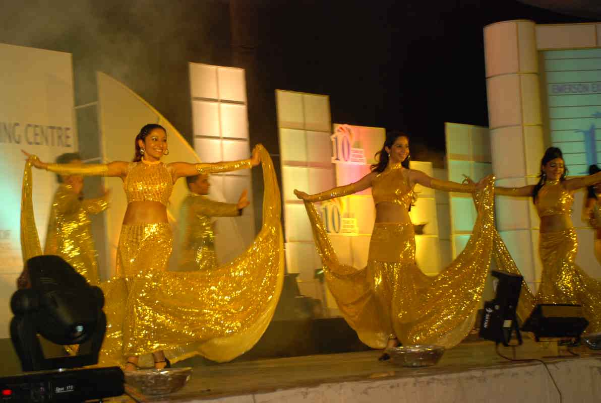 event decoration & entertainment