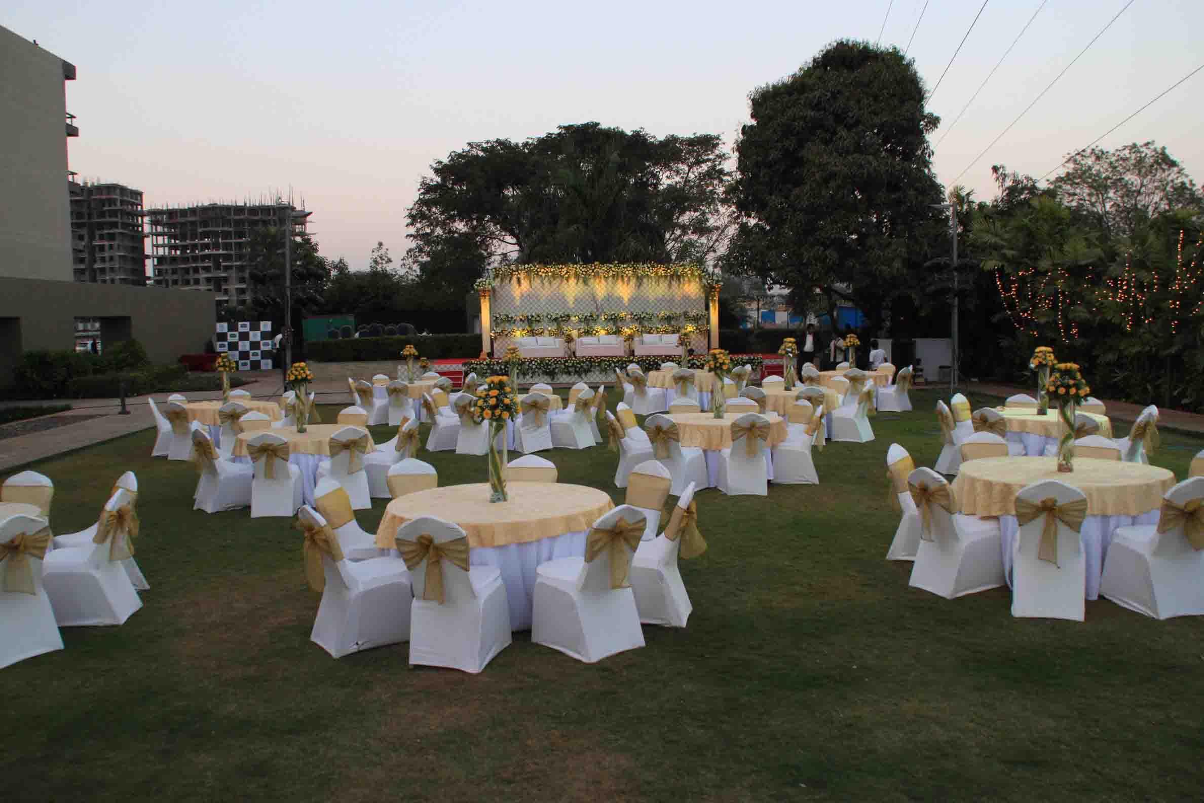 wedding event decoration