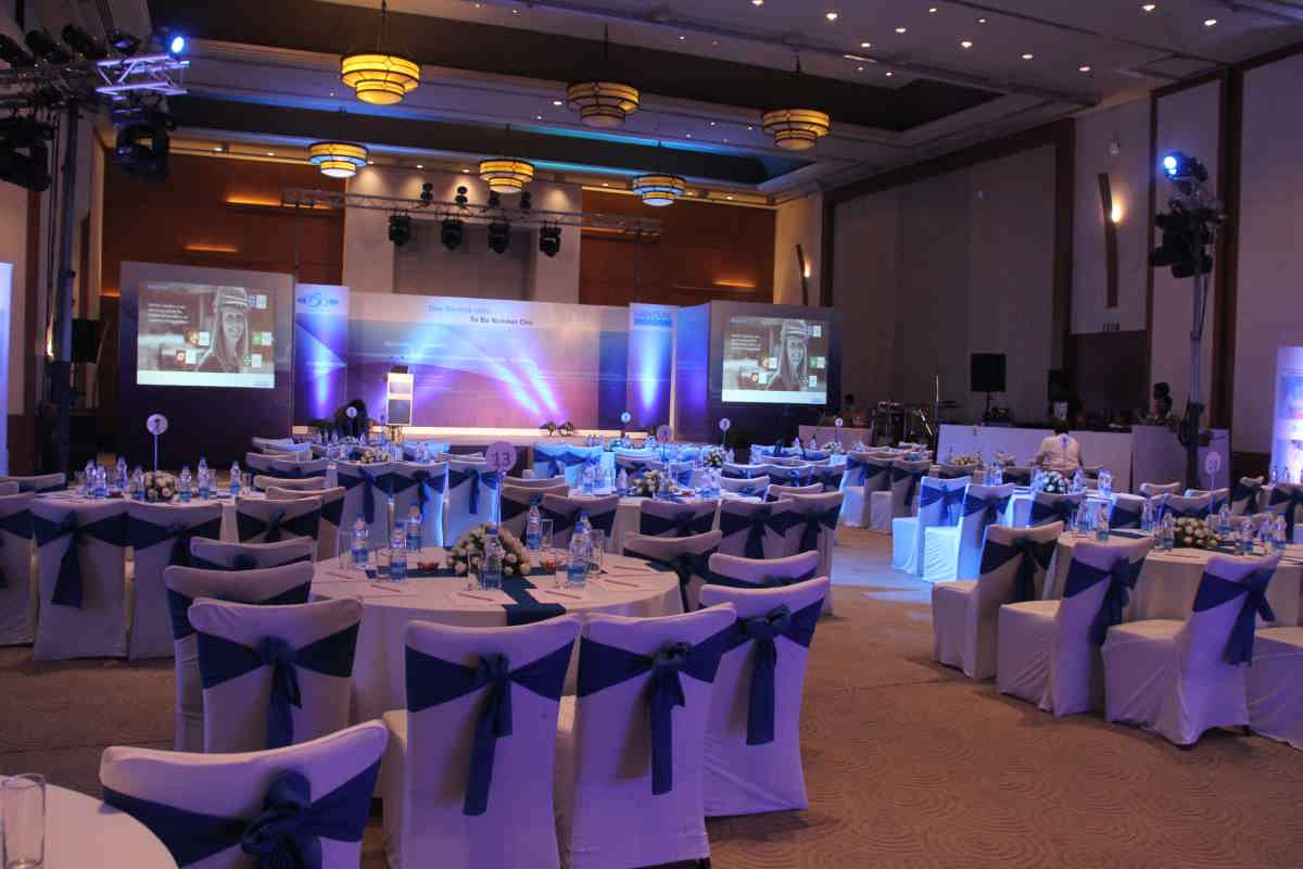corporate event party