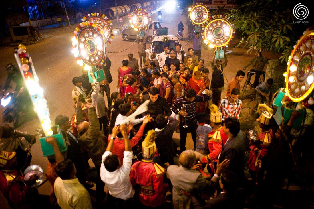 Barrat Celebration in Indian Wedding - J & R Events