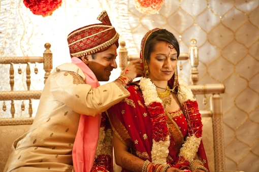 Mangalsutra Ceremony in Indian Wedding - J & R Events