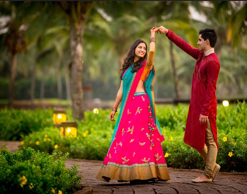 Post wedding in Indian wedding - J & R Events