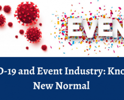 COVID-19 and Event Industry: Know The New Normal