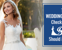 The wedding planning checklist every bride should maintain !!