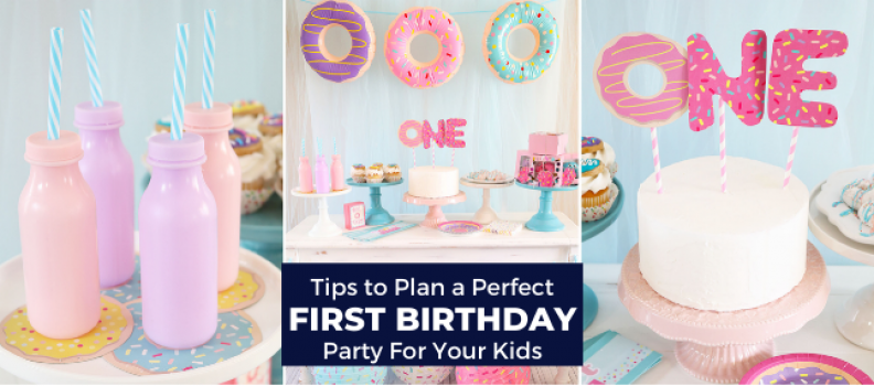 How to Plan First Birthday Party?